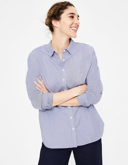 Cabin Stripe Maria Relaxed Shirt