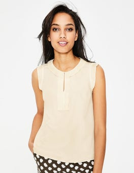 Ivory Peggy Top