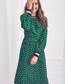 Roberta Rib Detail Dress