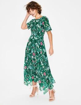 Forest Folk Meadow Katherine Midi Dress