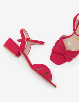 Dark Rose Nerissa Sandals