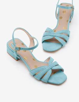Heron Blue Nerissa Sandals