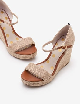 Lily Espadrille Wedges