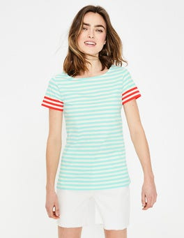 Light Surf Short Sleeve Breton