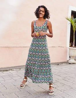 Maya Jersey Maxi Dress