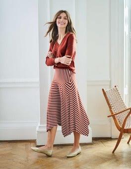 Evelyn Jersey Skirt