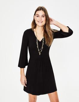 Black Scarlett Jersey Tunic