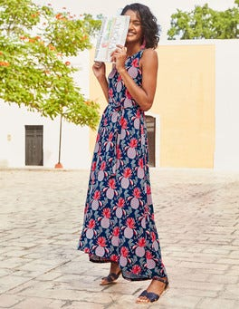 Delphine Jersey Maxi Dress