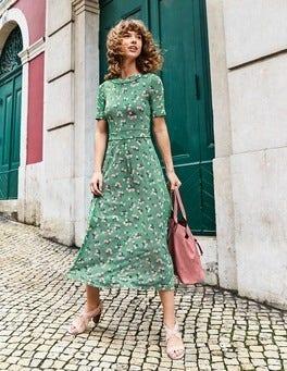 Ava Jersey Midi Dress