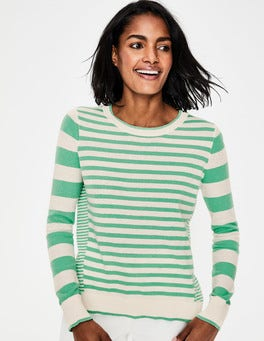 Waterfall Stripe Lydia Sweater
