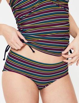 Skinny Stripe Mix & Match Bikini Shorts