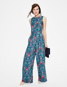 Ultramarine. Carnival Floral Clarissa Jumpsuit