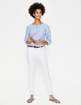 White Soho Skinny Jeans