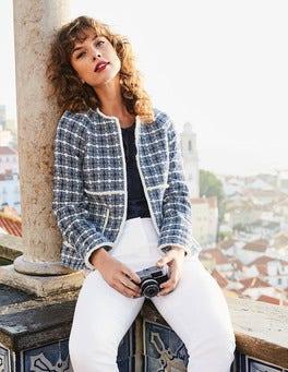 Ida Textured Jacket
