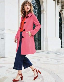Schwungvoller Vintage-Mantel