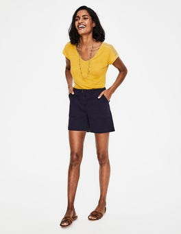Navy Bude Shorts