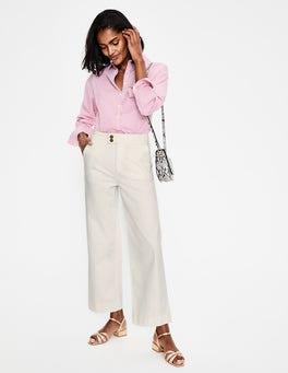 Ecru The Camberwell Cropped Jeans