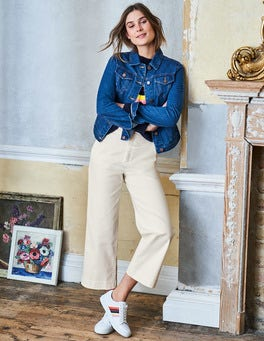The Camberwell Cropped Jeans