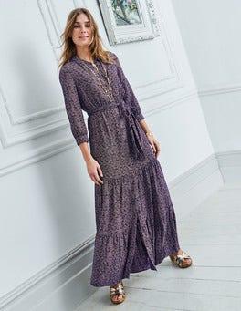 Robe-chemise longue Viola