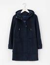 Moleskin Duffle Coat by Boden