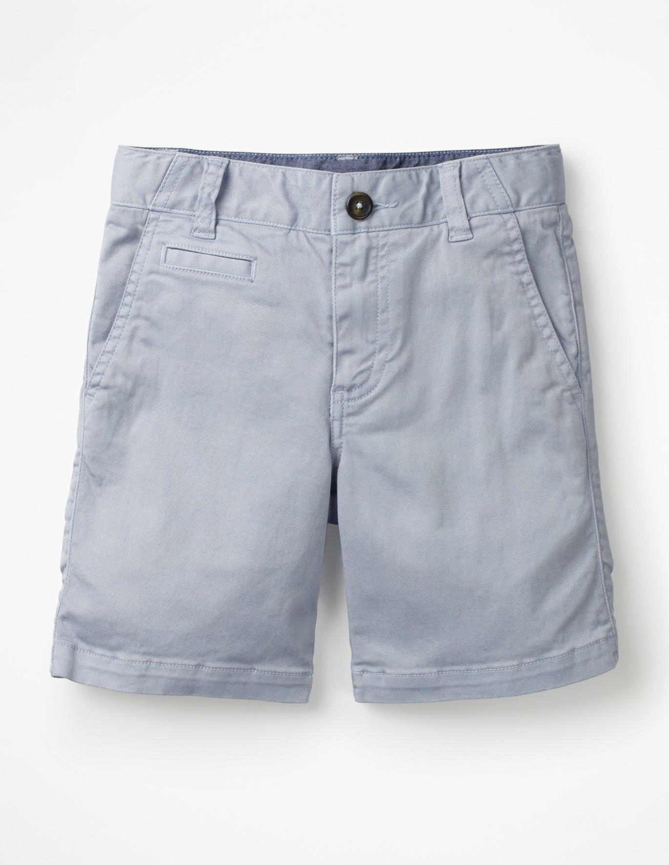 Chino Shorts - Light Sky Blue B0582-LBL