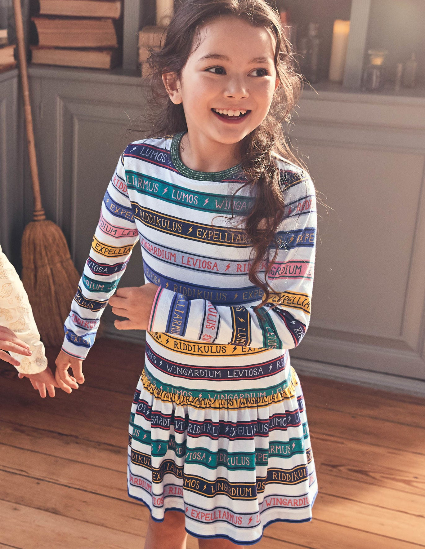 Charms Class Stripe Dress by Boden
