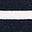 Navy/Ivory Stripe Colourblock