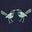 Navy Love Birds
