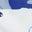 Bleu universitaire/ours polaire