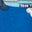 Voiture volante bleu duc