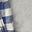 Segelblau/Naturweiß, Vichykaros