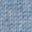 Motif ski bleu roitelet