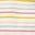 Pink Sorbet/Mustard Stripe