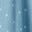 Wren Blue/Ivory Pin Spot