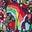 Multi Sixties Rainbow