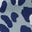 Léopard des neiges bleu averse