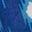 Wellenblau, Ikat