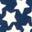Starboard Blue Stars