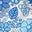 Blue Wallpaper Floral