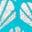 Motif Mermaid Sparkle jade pastel