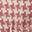 Carreaux pied-de-poule rose pâle