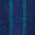 Navy/Green Baize Stripe