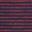 Autumn Red/Navy Stripe