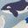 Wren Blue Arctic Animals