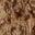 Zartes Trüffelbraun, Leopardenmuster