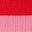 Postbox Red Colourblock Stripe