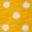 Fröhliches Gelb, Sterntupfen