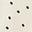 Ivory/Black Spot