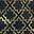 Navy/Gold Tile