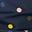 Navy/Multi Spot